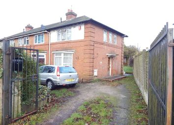 Thumbnail 3 bedroom property for sale in Honiton Crescent, Northfield, Birmingham