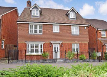 Thumbnail 5 bedroom detached house for sale in Rose Walk, Sittingbourne, Kent