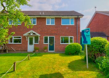Thumbnail 3 bed semi-detached house for sale in Grange Close, Denvilles, Havant