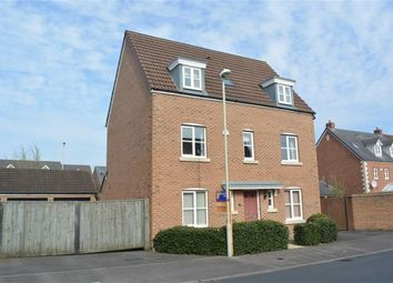 Thumbnail 5 bed detached house for sale in Lyneham Drive, Quedgeley, Gloucester