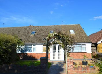 Thumbnail 4 bed detached bungalow for sale in The Mall, Park Street, St.Albans
