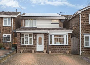 Thumbnail 4 bed detached house for sale in Campian Close, Dunstable, Bedfordshire