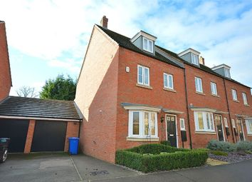 Thumbnail 4 bed end terrace house for sale in Canal Lane, Deanshanger, Milton Keynes