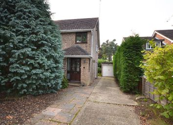 Thumbnail 3 bed semi-detached house to rent in Foxcote, Finchampstead, Wokingham