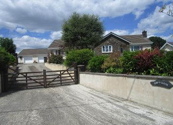Thumbnail 3 bed detached bungalow for sale in 53 Heol Eglwys, Coelbren, Powys.