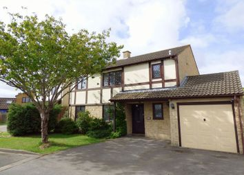Thumbnail 4 bed detached house for sale in Churchward Road, Worle, Weston-Super-Mare