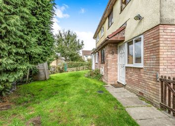 Thumbnail 1 bed end terrace house for sale in Willowturf Court, Bryncethin, Bridgend