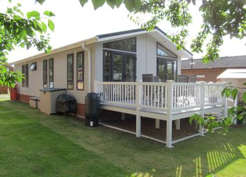 Thumbnail 2 bedroom lodge for sale in Grange Lodge Park, Straight Road, East Bergholt