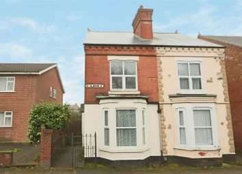 Thumbnail 4 bed semi-detached house for sale in St. Albans Street, Sherwood, Nottingham