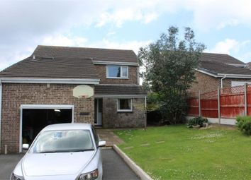 Thumbnail 3 bed detached house for sale in Ffordd Caergybi, Llanfairpwllgwyngyll, Anglesey