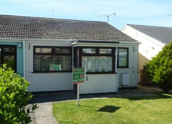 Thumbnail 2 bed semi-detached bungalow for sale in 30, Cantref, Tywyn, Gwynedd