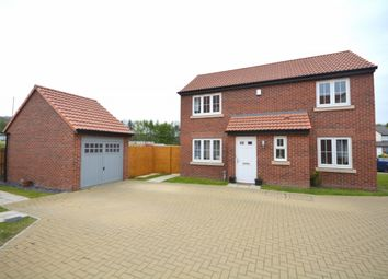 Thumbnail 3 bed detached house for sale in Sandgate, Coxhoe, Durham