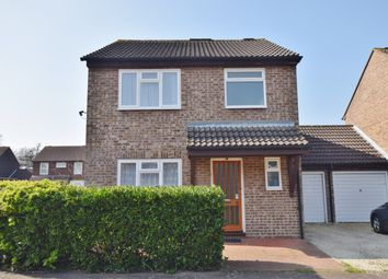 Thumbnail 3 bed detached house to rent in Hawley Close, Hampton