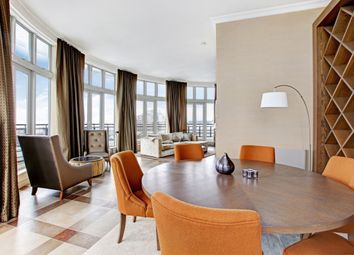 Thumbnail 4 bed flat to rent in Turnstone House, Star Place, London