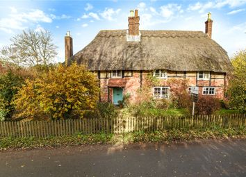 Thumbnail 4 bed cottage for sale in Wonston, Sutton Scotney, Winchester, Hampshire