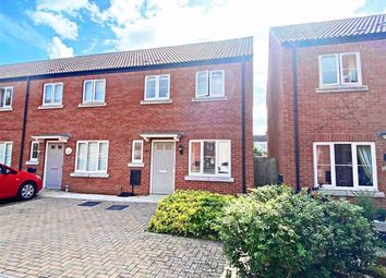 Thumbnail 3 bed end terrace house for sale in Marlstone Drive, Churchdown, Gloucester