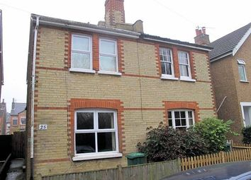 Thumbnail 2 bed semi-detached house to rent in Alpine Road, Redhill