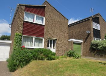 Thumbnail 3 bed property to rent in Cubitts Close, Digswell, Welwyn