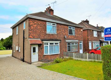 Thumbnail 3 bed semi-detached house for sale in North Street, South Normanton, Alfreton
