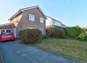 Thumbnail 4 bed detached house for sale in The Briars, Magor, Caldicot