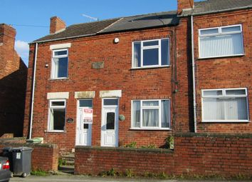 Thumbnail 3 bedroom terraced house to rent in Knighton Street, Chesterfield