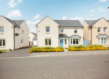 Thumbnail 4 bed detached house for sale in Wester Kippielaw Green, Dalkeith