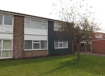 Thumbnail 2 bed maisonette to rent in Laneham Close, Bessacarr, Doncaster