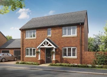 Thumbnail 3 bedroom detached house for sale in The Paddocks, Littleport, Ely