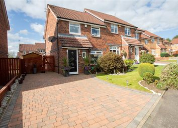 Thumbnail 3 bed semi-detached house for sale in Markdow Avenue, Crookston, Glasgow