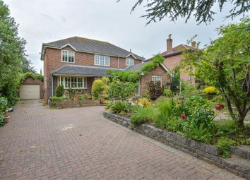 Thumbnail 4 bed detached house for sale in Seaview Avenue, West Mersea, Colchester, Essex