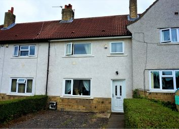 Thumbnail 3 bed terraced house for sale in Vale Close, Huddersfield