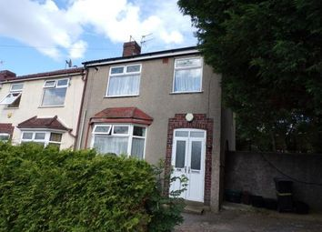 Thumbnail 3 bed end terrace house for sale in Cecil Avenue, Bristol