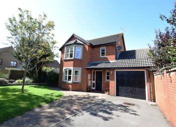 Thumbnail 4 bed detached house for sale in Badger Rise, Portishead, Bristol