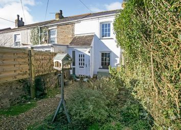Thumbnail 2 bed terraced house for sale in Mount Hawke, Truro, Cornwall
