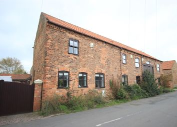 Thumbnail 2 bed cottage for sale in Carr Lane, East Lound, Haxey, Doncaster