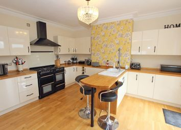 Thumbnail 3 bed semi-detached house for sale in Venn Crescent, Hartley, Plymouth