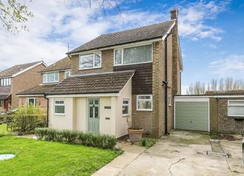3 bed link-detached house for sale in North End Road, Little Yeldham, Halstead CO9