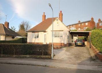 Thumbnail 2 bed detached bungalow for sale in Holmebank West, Brockwell, Chesterfield