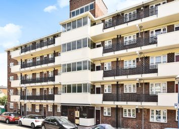 Thumbnail 3 bed flat for sale in Usk Road, London