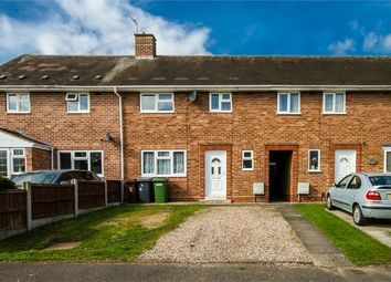 Thumbnail 2 bed terraced house for sale in Westcroft Avenue, Underhill, Wolverhampton, West Midlands