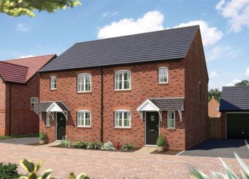 Thumbnail 3 bed semi-detached house for sale in Holly Drive, Edleston, Nantwich