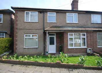 Thumbnail 2 bedroom maisonette to rent in Byron Road, Wembley, Middlesex