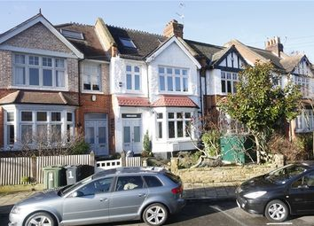 Thumbnail 4 bed terraced house for sale in Brockwell Park Gardens, London