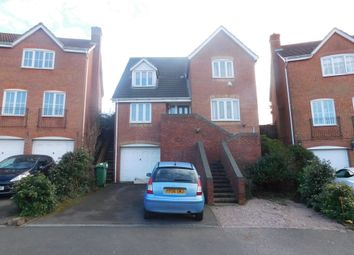Thumbnail 4 bed detached house for sale in Halstead Close, Forest Town, Mansfield