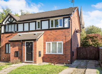 Thumbnail 2 bed semi-detached house to rent in Wythop Gardens, Salford