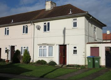 Thumbnail 3 bed end terrace house for sale in Claude Ashby Close, Southampton
