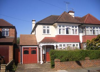 Thumbnail Semi-detached house to rent in Windermere Avenue, Wembley