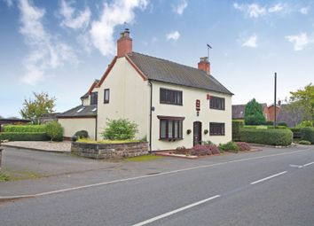 Thumbnail 4 bed detached house for sale in Main Street, Scropton, Derby