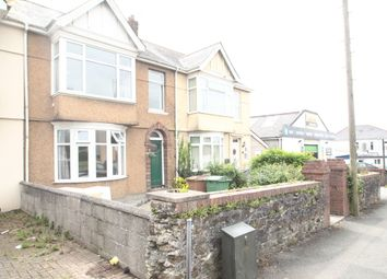 Thumbnail 3 bed terraced house to rent in Fort Austin Avenue, Crownhill, Plymouth