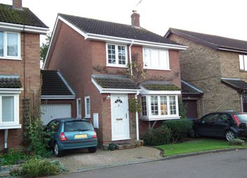 Thumbnail 3 bedroom link-detached house for sale in Welham Manor, Welham Green, North Mymms